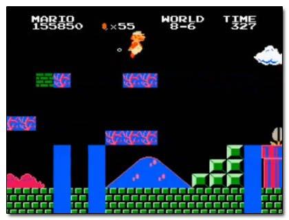 Retenez bien : les dimensions du Marioverse sont instables...