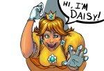 Théorie alternative : Daisy est un médium et Luigi est toujours un fantôme...