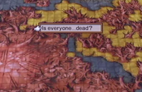 Les bad ending de Soul Nomad, c'était pas de la blague.